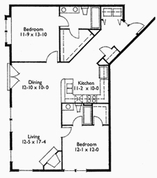 Suite 201-202 Floor Plan